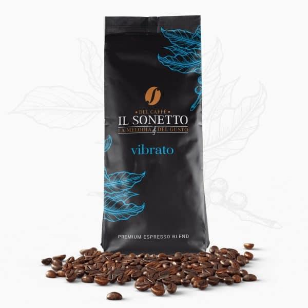 Καφές Espresso Vibrato - Sonneto Χονδρική